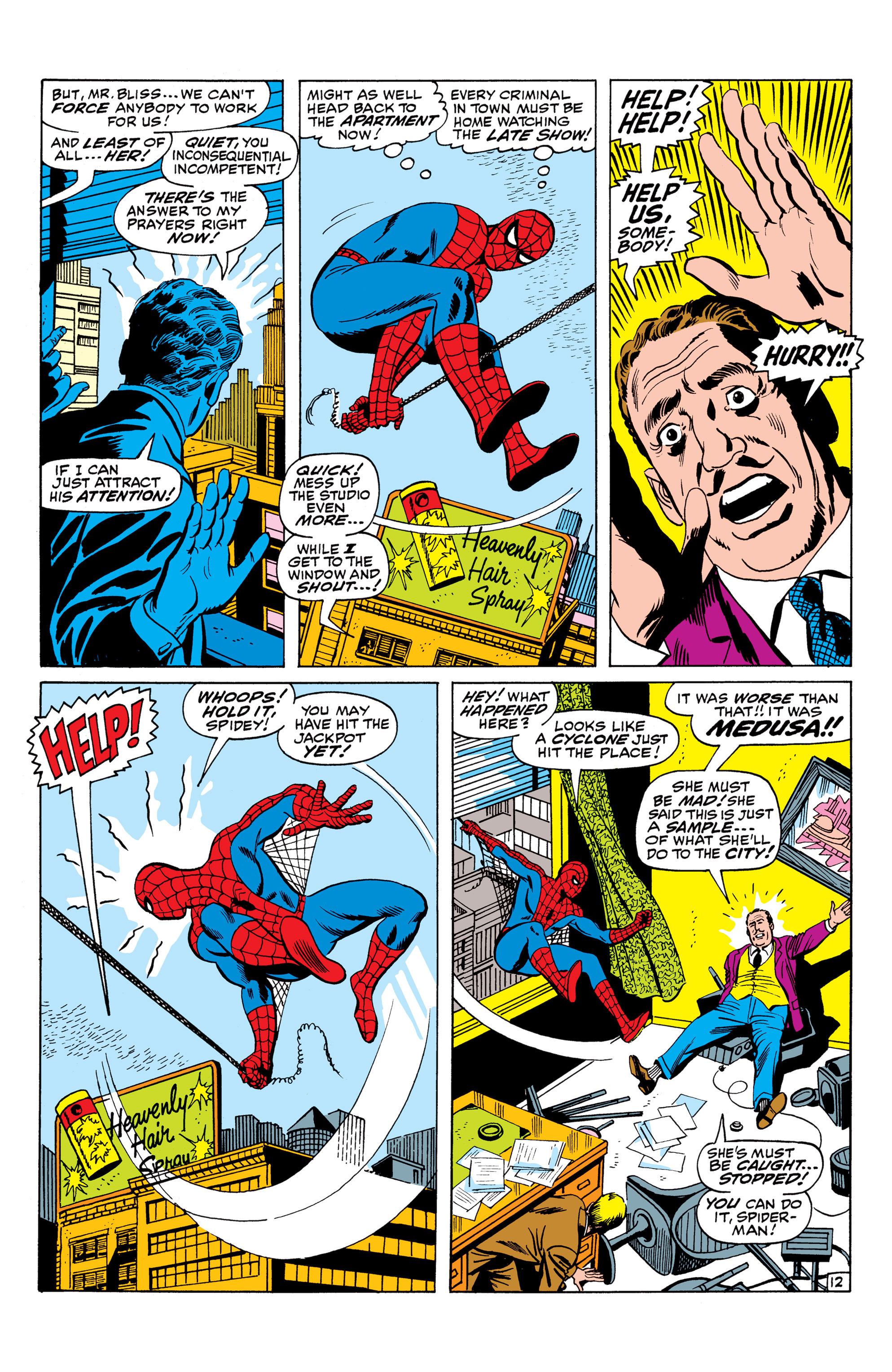 The Amazing Spider-Man (1963) 62 Page 12