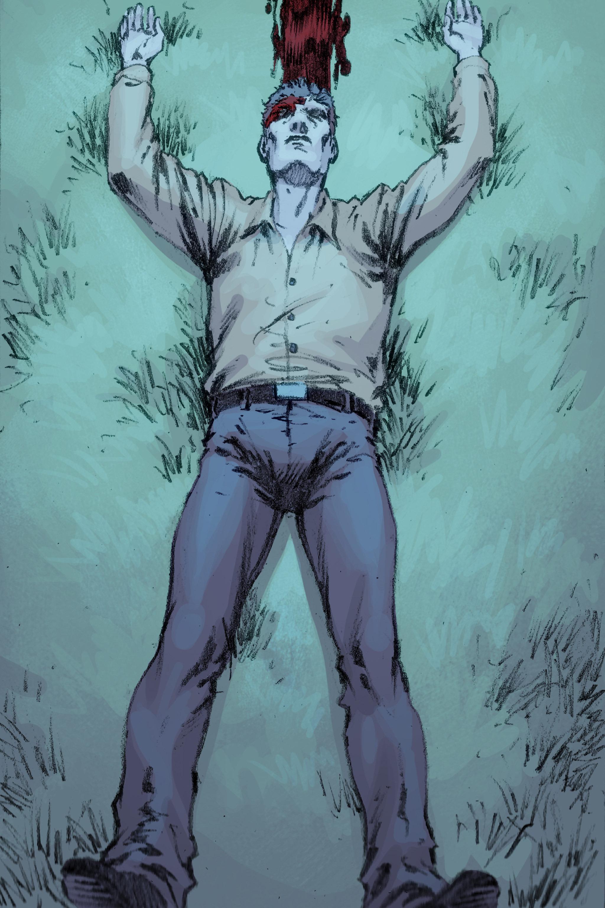 Read online Soul comic -  Issue #2 - 14