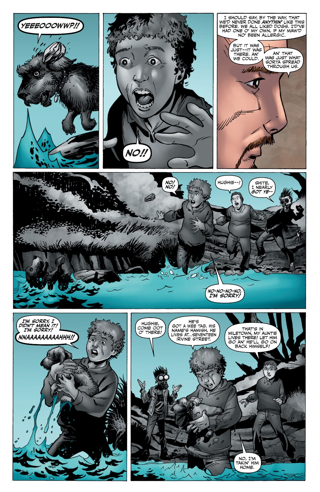 Read online The Boys Omnibus comic -  Issue # TPB 4 (Part 4) - 43