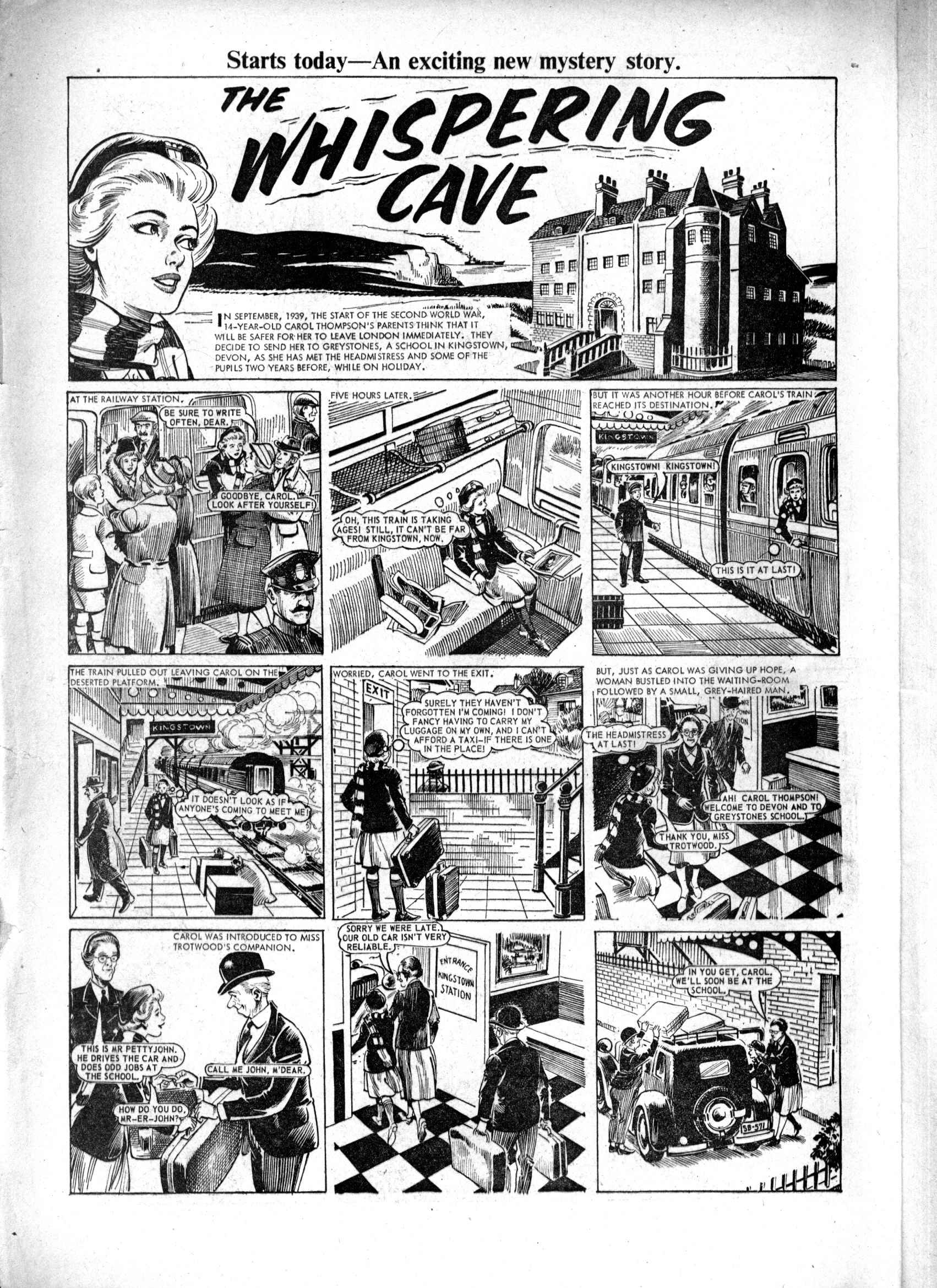 Read online Judy comic -  Issue #226 - 2