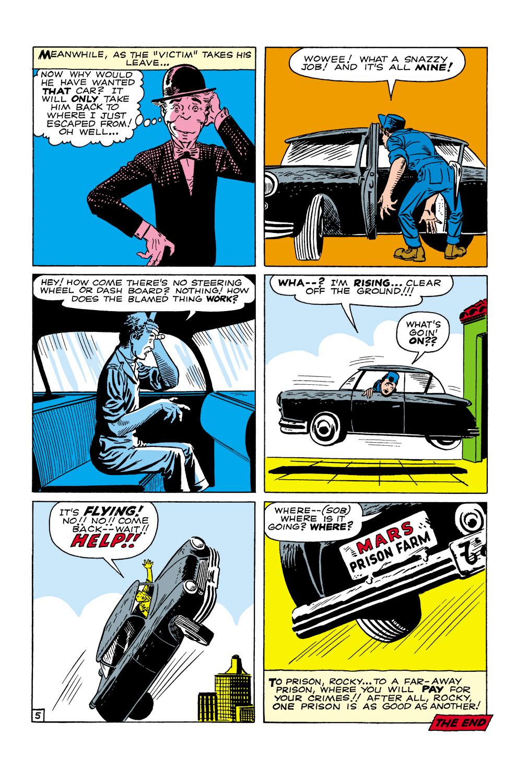 Read online Amazing Adventures (1961) comic -  Issue #2 - 26