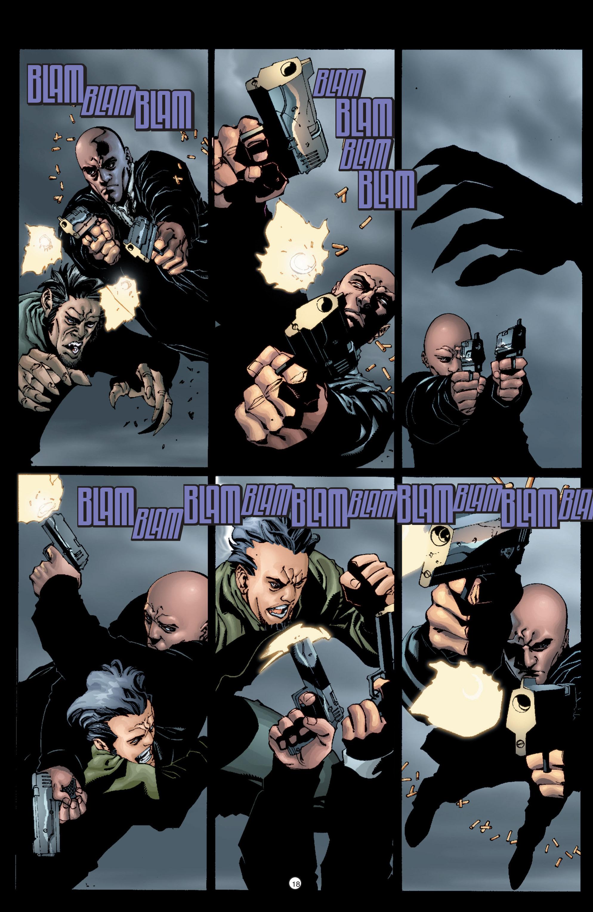 Read online Shadowman (1999) comic -  Issue #5 - 20