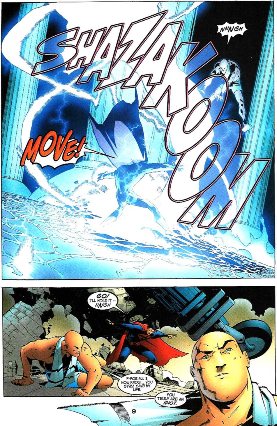 Action Comics (1938) 795 Page 9