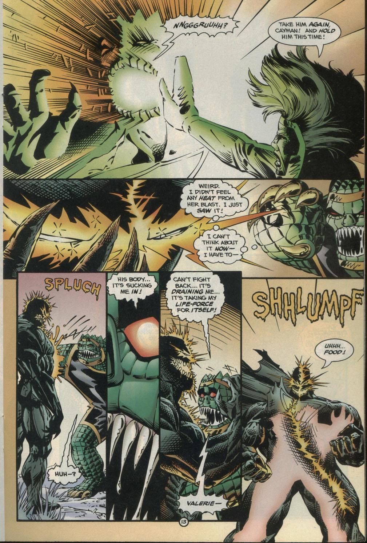 Read online Godwheel comic -  Issue #2 - 16