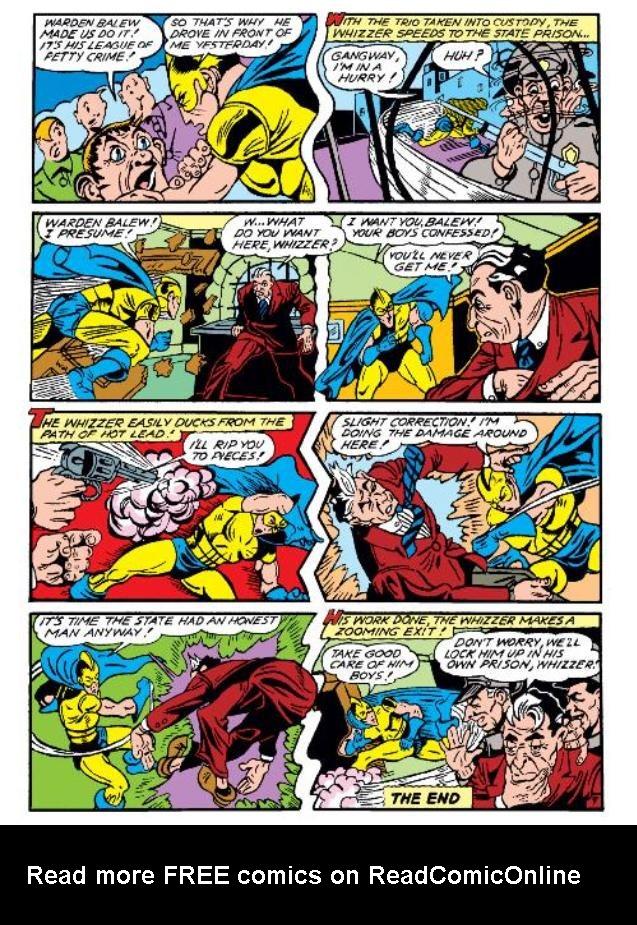 Read online All-Winners Comics comic -  Issue #5 - 37