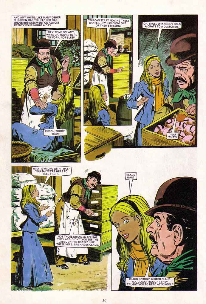 Read online Misty comic -  Issue # _Annual 1979 - 50