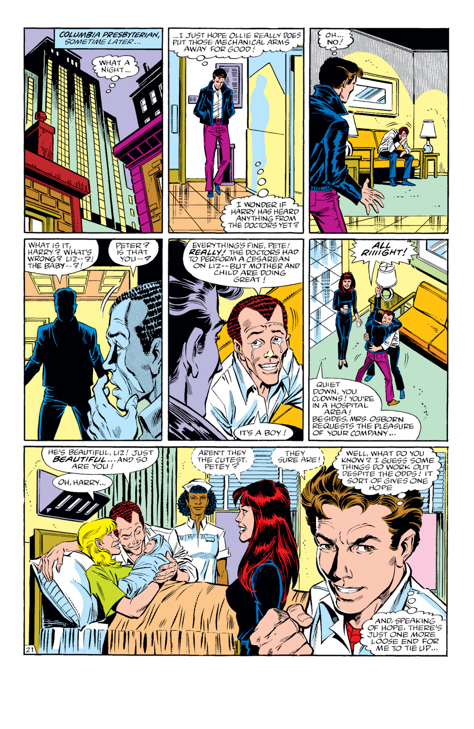 The Amazing Spider-Man (1963) 263 Page 21