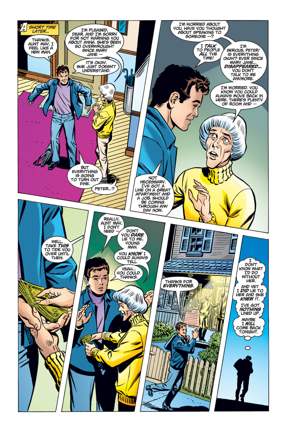 The Amazing Spider-Man (1999) 18 Page 7