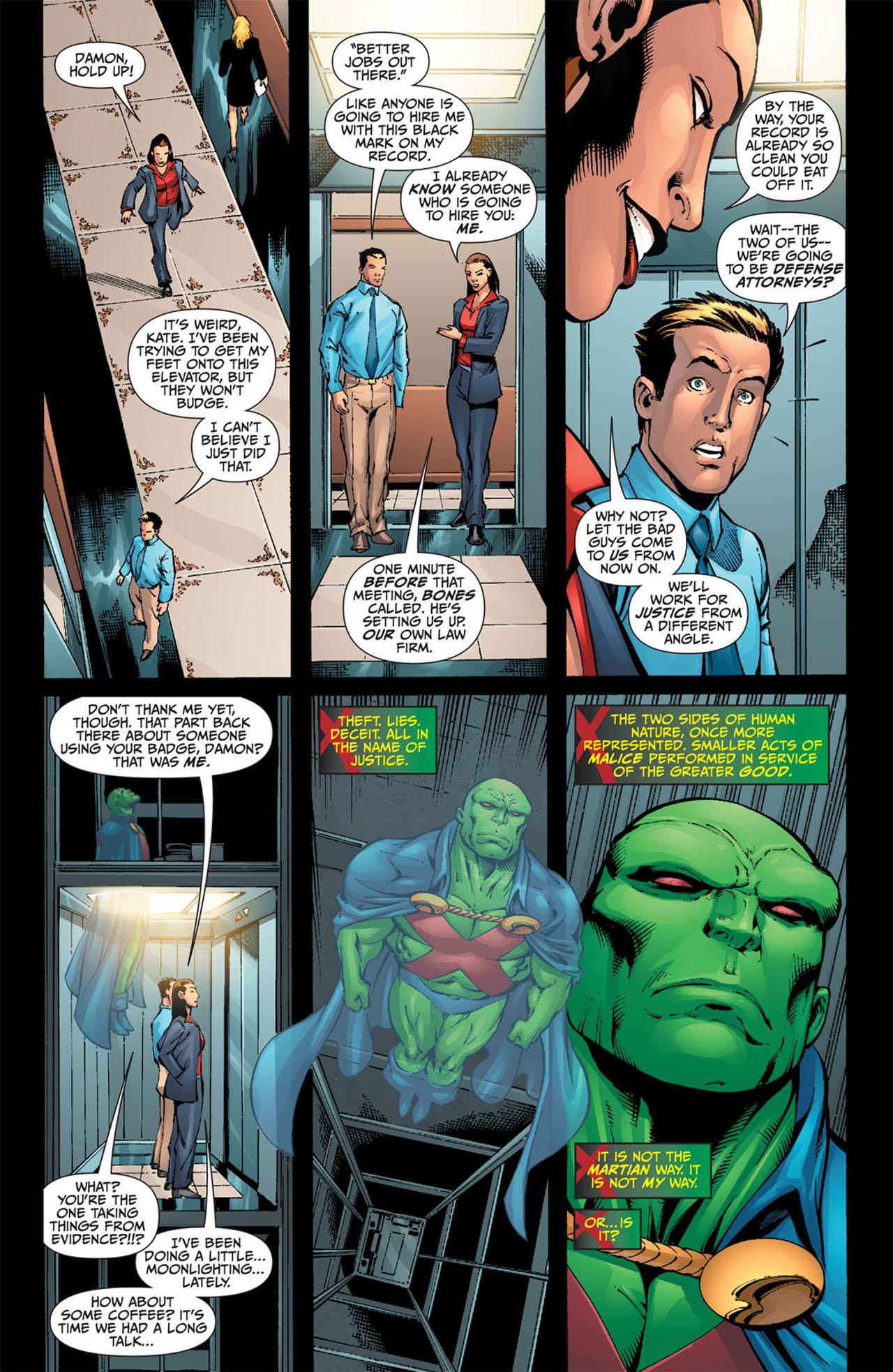 Read online World War III comic -  Issue #3 - 21