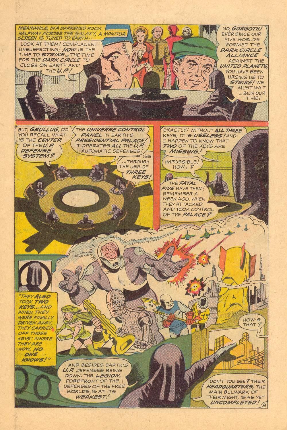 Read online Adventure Comics (1938) comic -  Issue #367 - 12