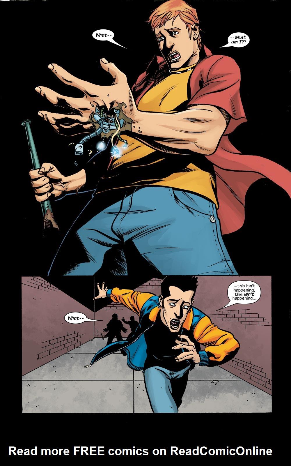 Read online Machine Teen comic -  Issue #2 - 20