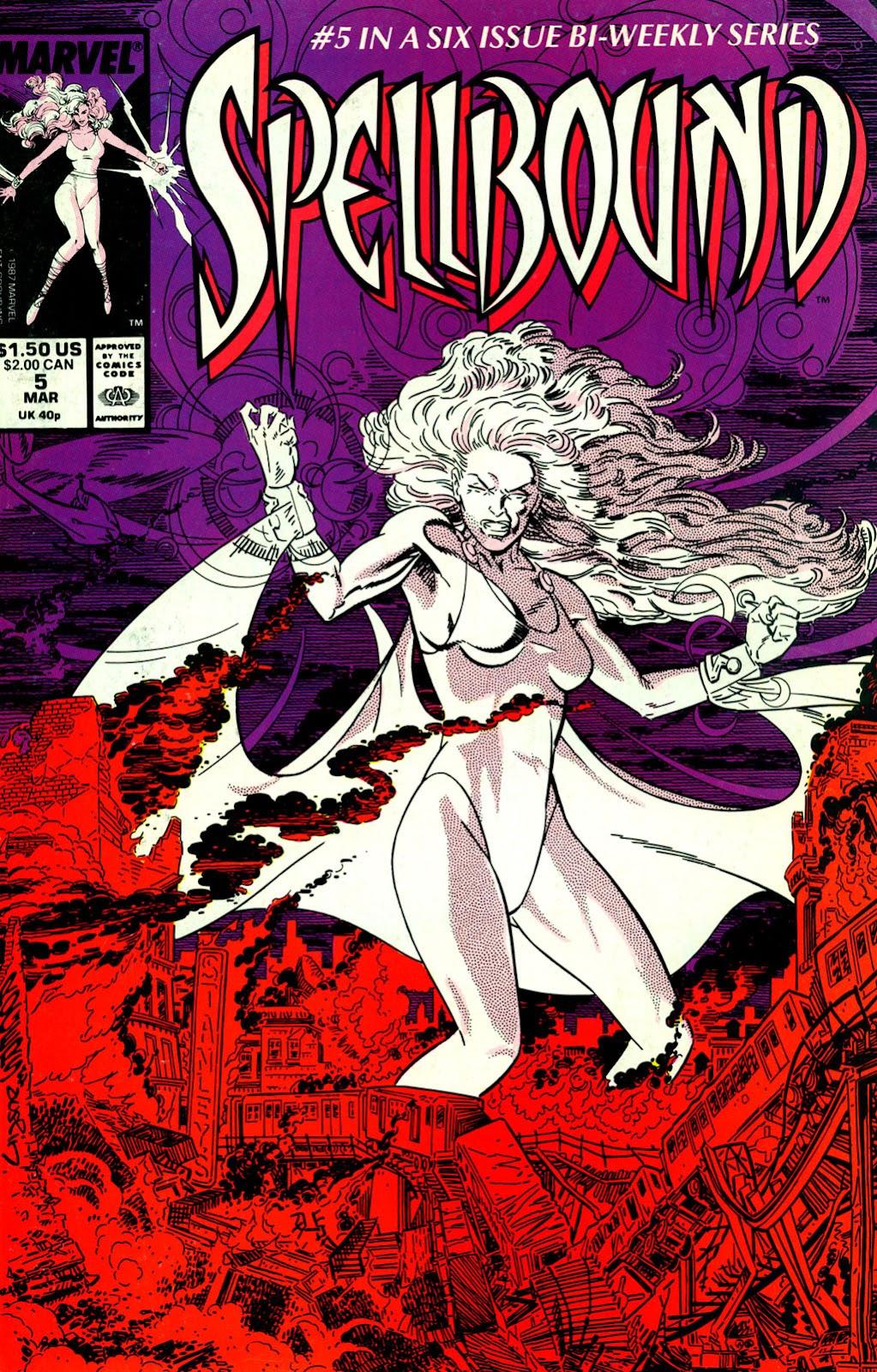 Spellbound (1988) issue 5 - Page 1