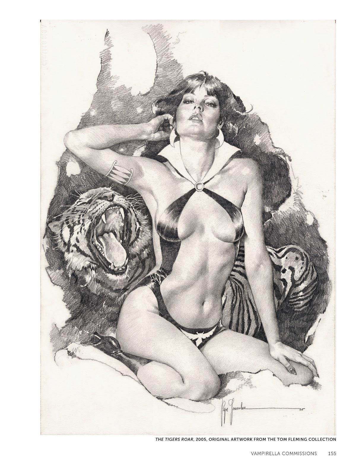 Read online The Art of Jose Gonzalez comic -  Issue # TPB (Part 2) - 57