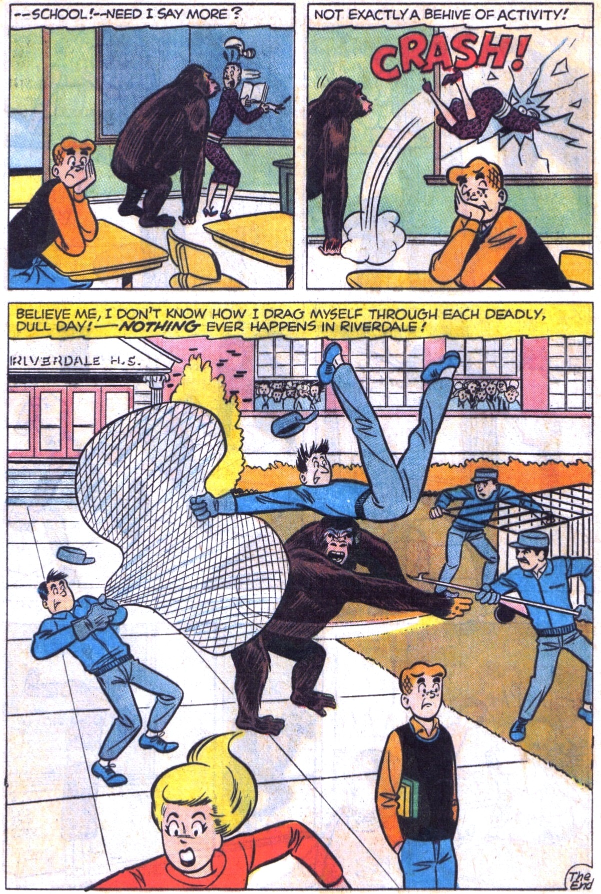 Read online Archie (1960) comic -  Issue #153 - 24