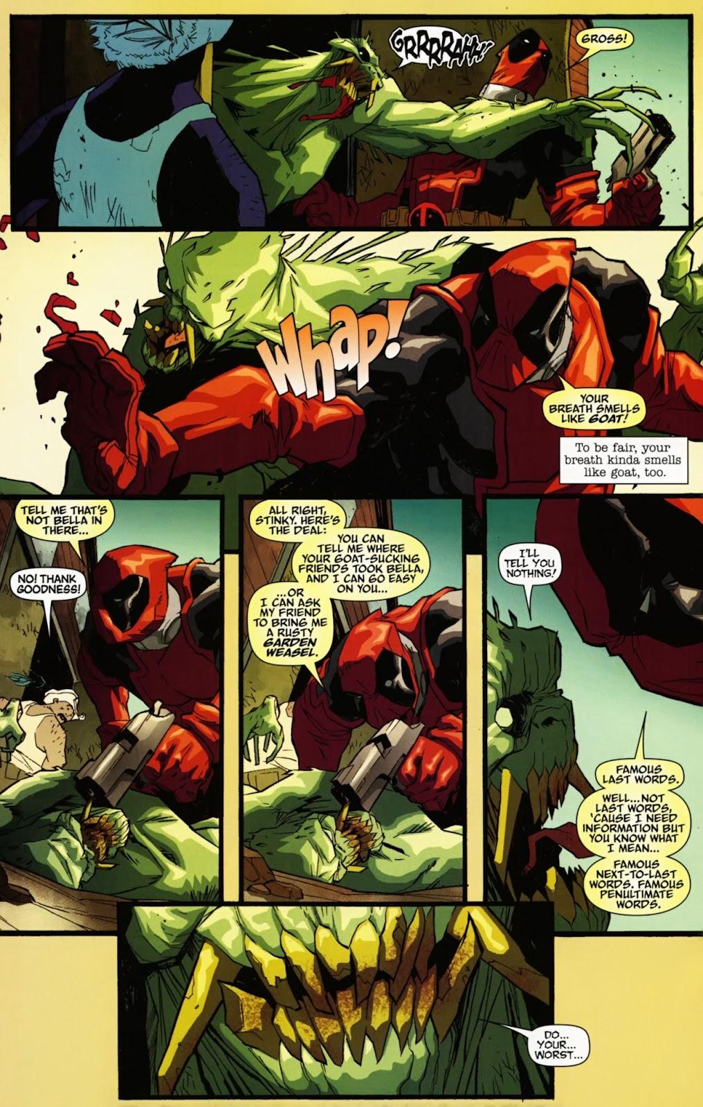 Read online Deadpool (2008) comic -  Issue #1000 - 62