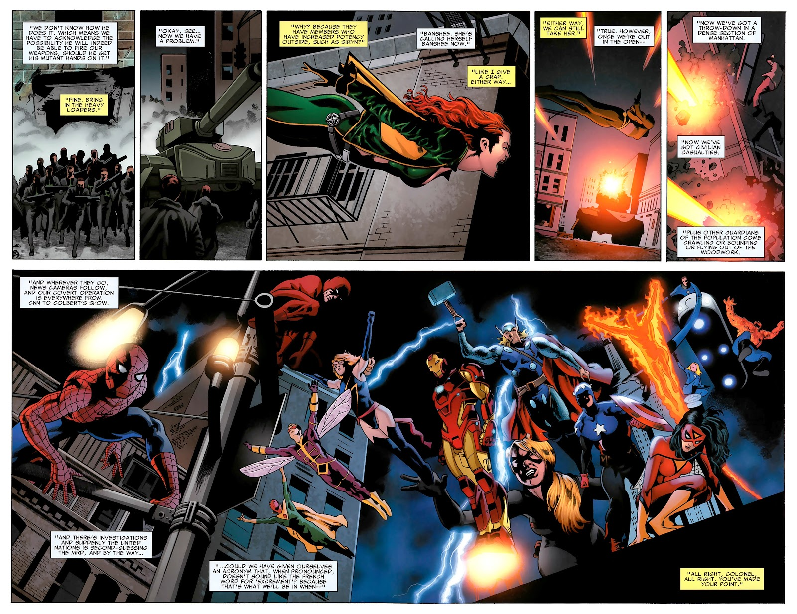 Read online X-Men: Second Coming Revelations comic -  Issue # TPB (Part 2) - 57