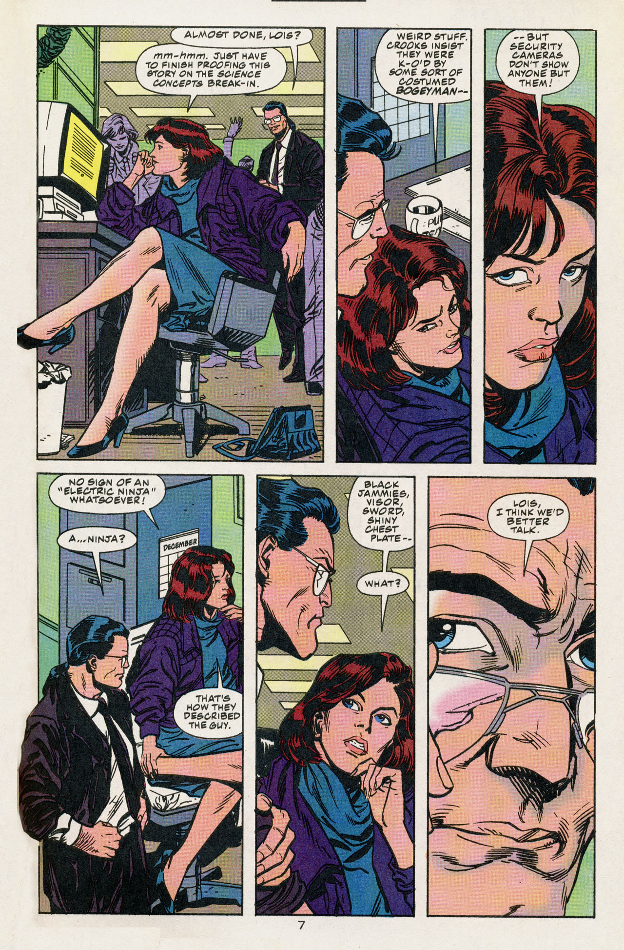 Action Comics (1938) 707 Page 9