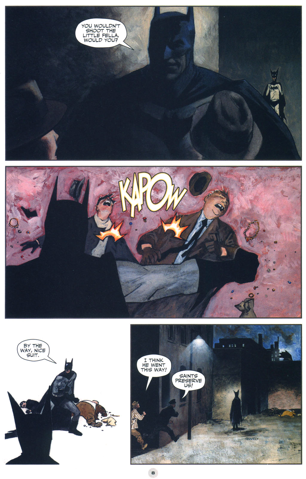 Read online Solo (2004) comic -  Issue #9 - 9