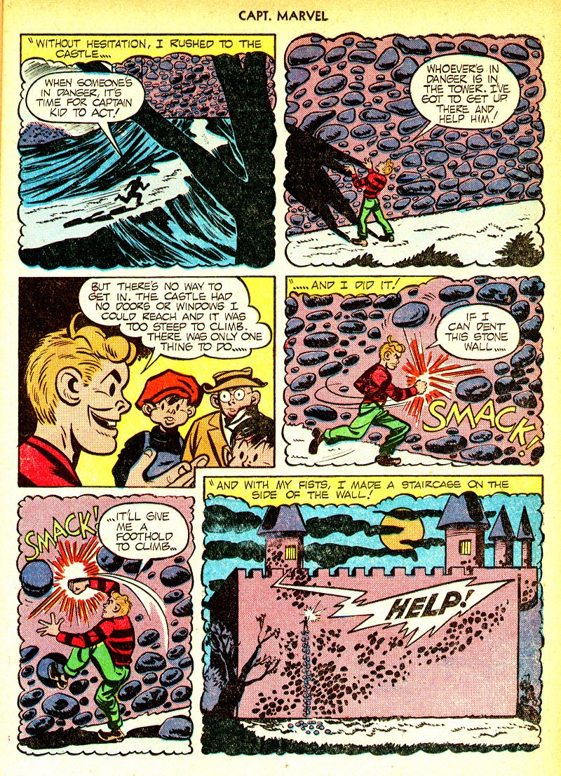 Captain Marvel Adventures issue 88 - Page 15