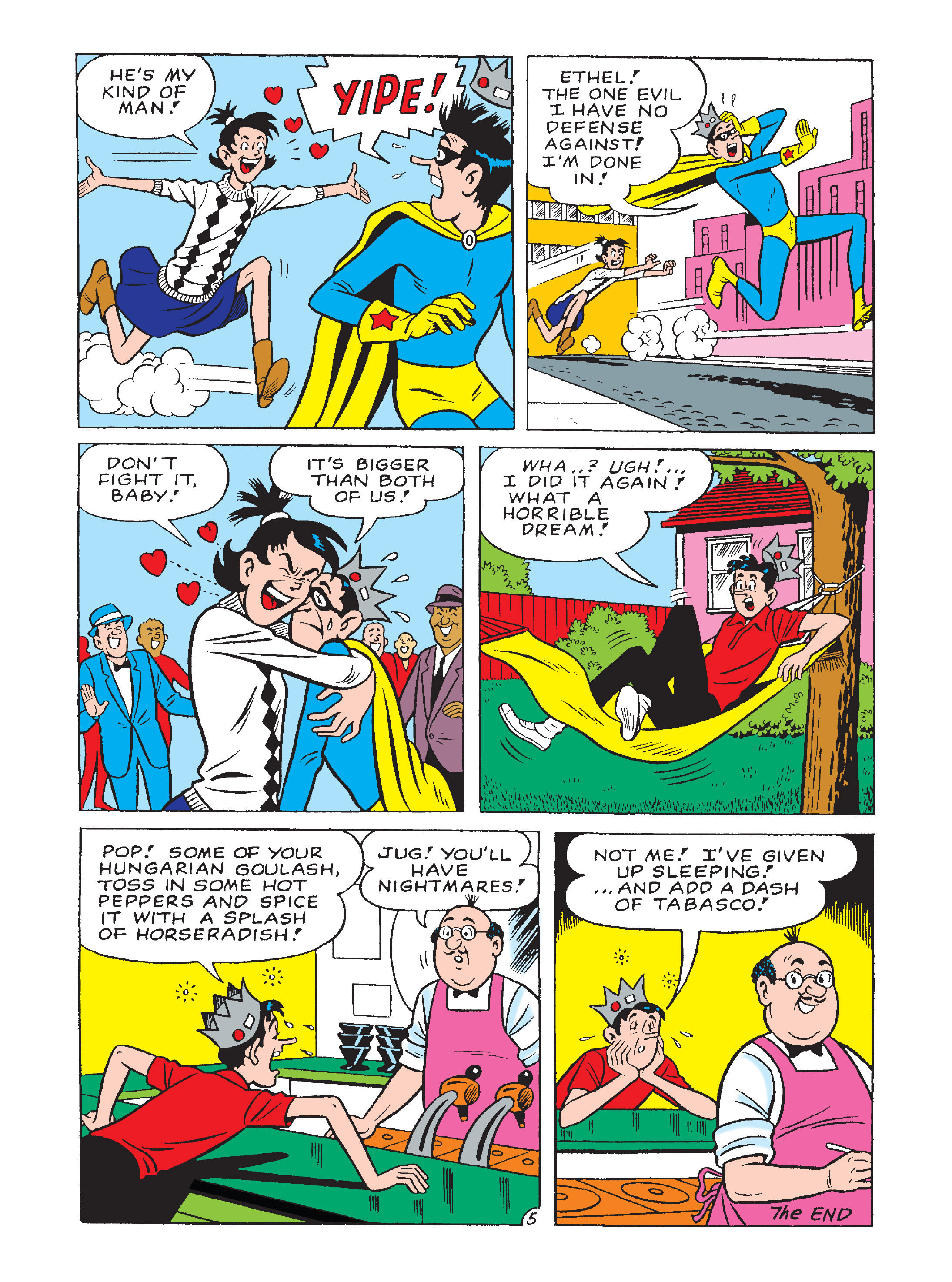 Read online Archie 75th Anniversary Digest comic -  Issue #3 - 118