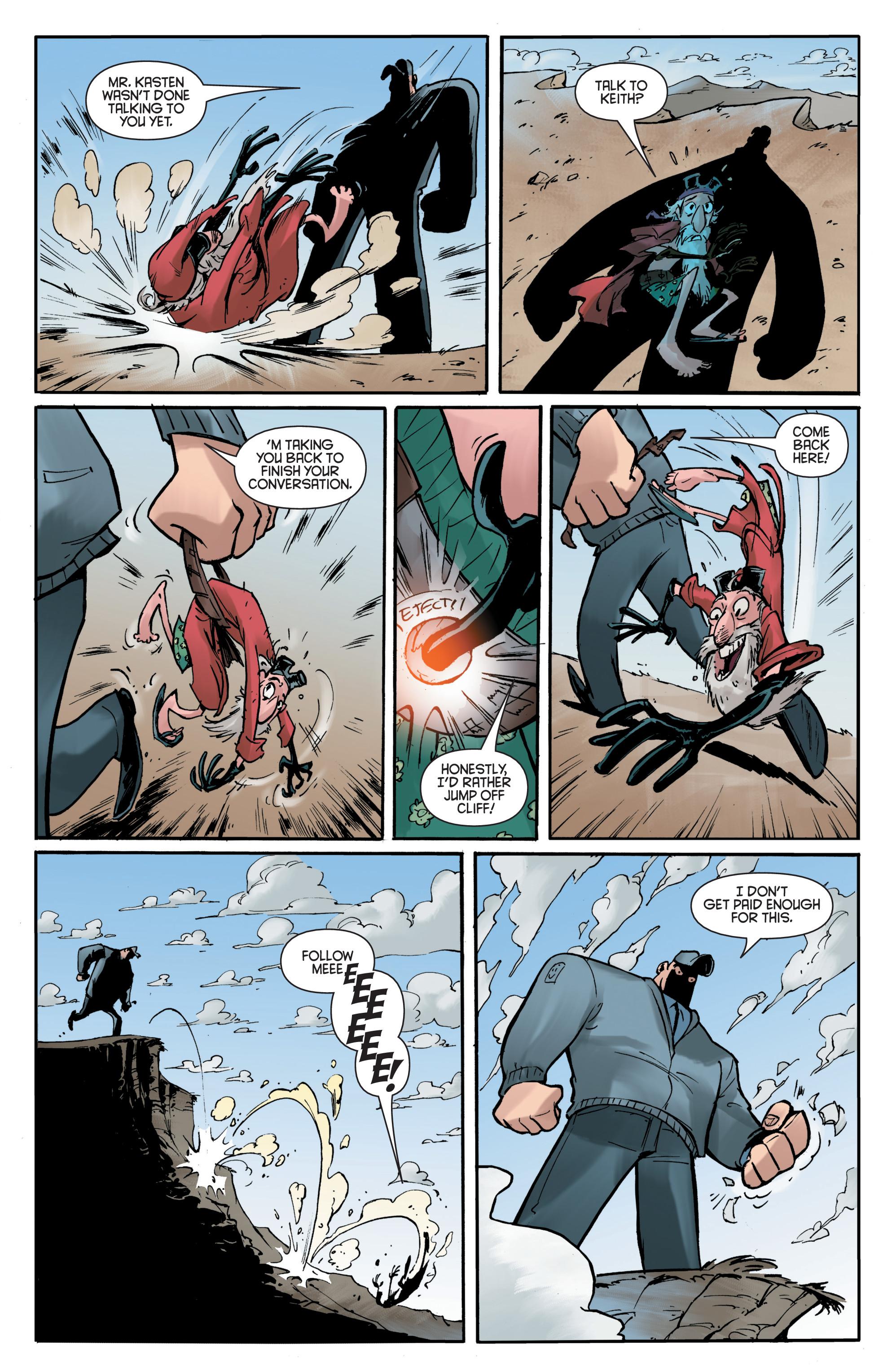 Read online Smosh comic -  Issue #5 - 21