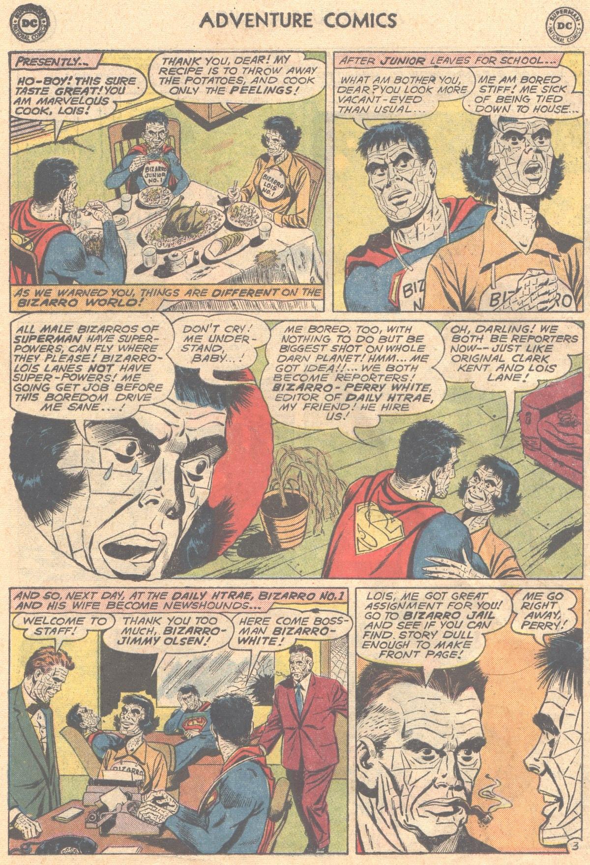 Read online Adventure Comics (1938) comic -  Issue #288 - 22