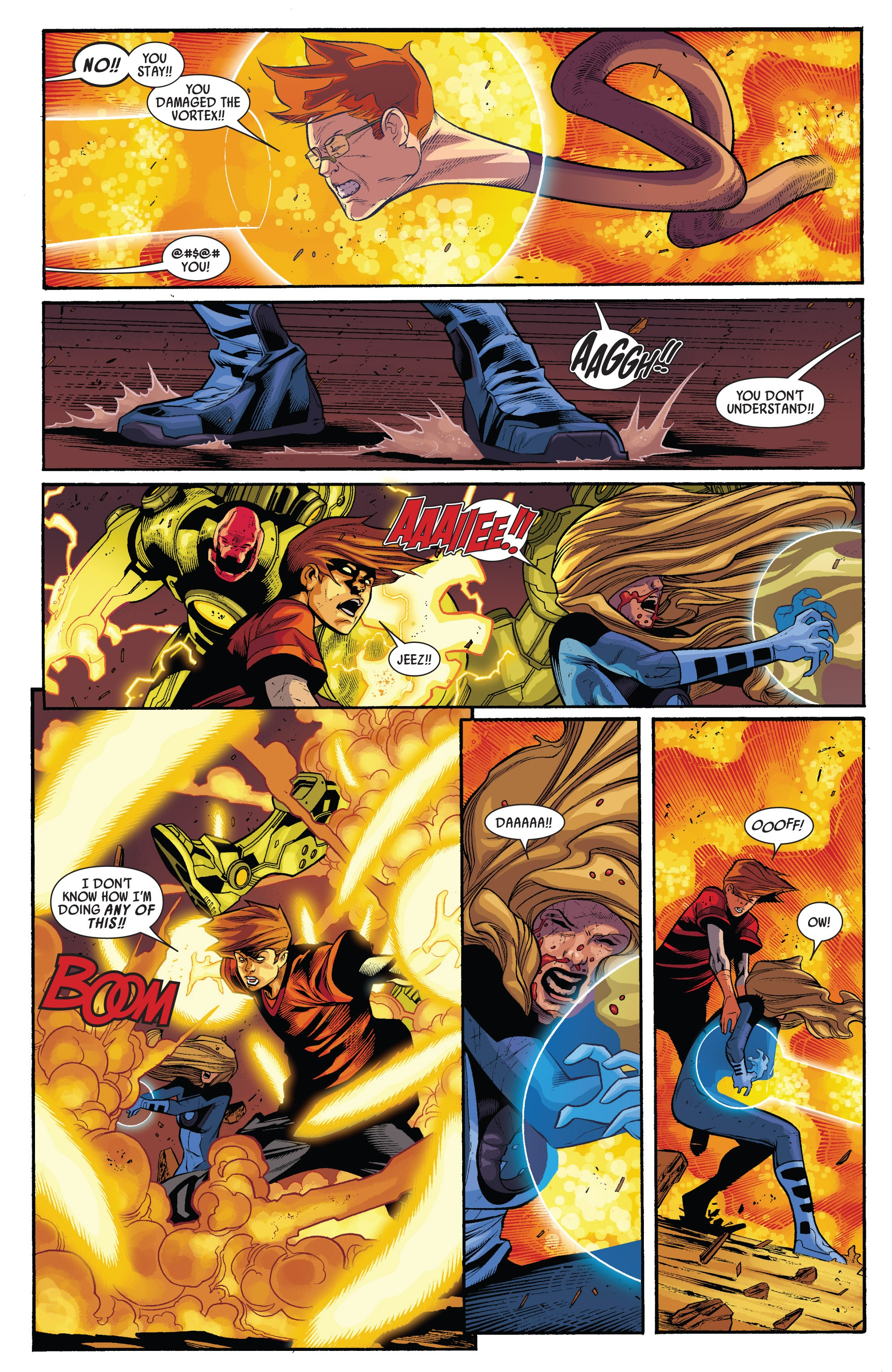 Read online Ultimate Comics Doomsday comic -  Issue # Full - 175
