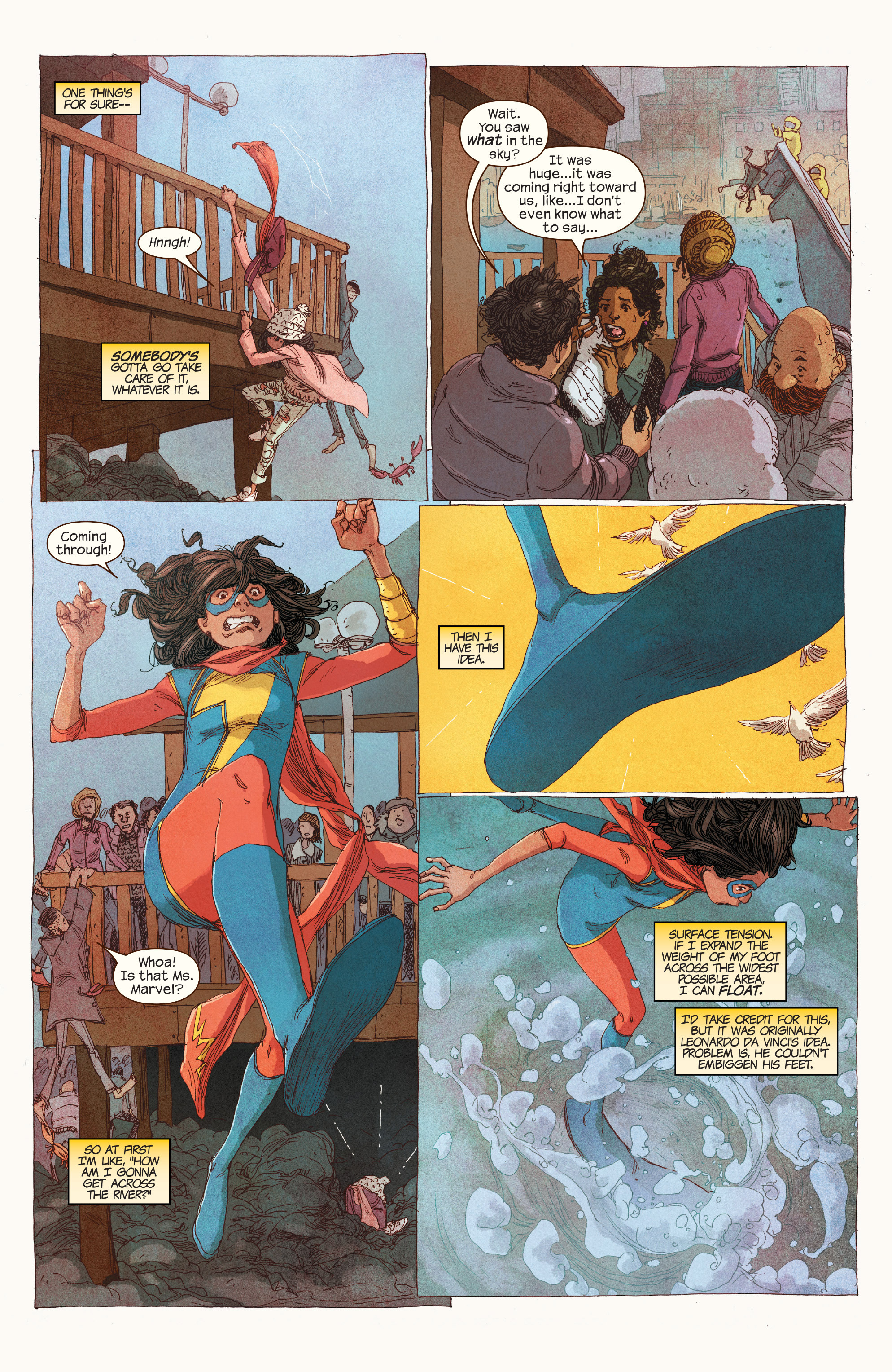 Read online Secret Wars: Last Days of the Marvel Universe comic -  Issue # TPB (Part 1) - 265