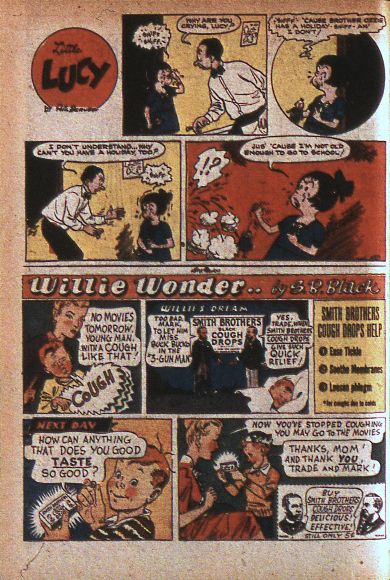 Read online Adventure Comics (1938) comic -  Issue #124 - 23