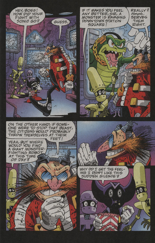 Read online Sonic X comic -  Issue #39 - 11