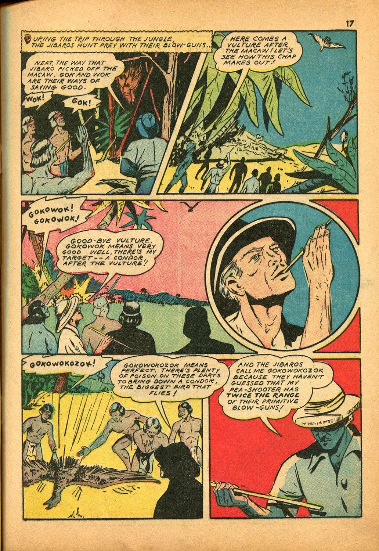 Read online Super-Magician Comics comic -  Issue #9 - 17