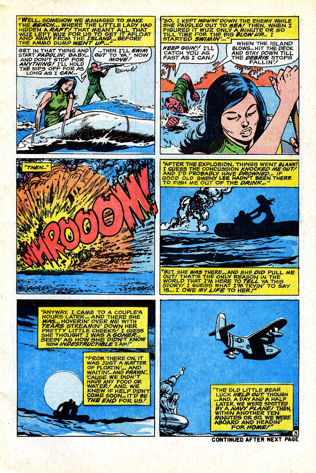 Captain Savage and his Leatherneck Raiders issue 18 - Page 5
