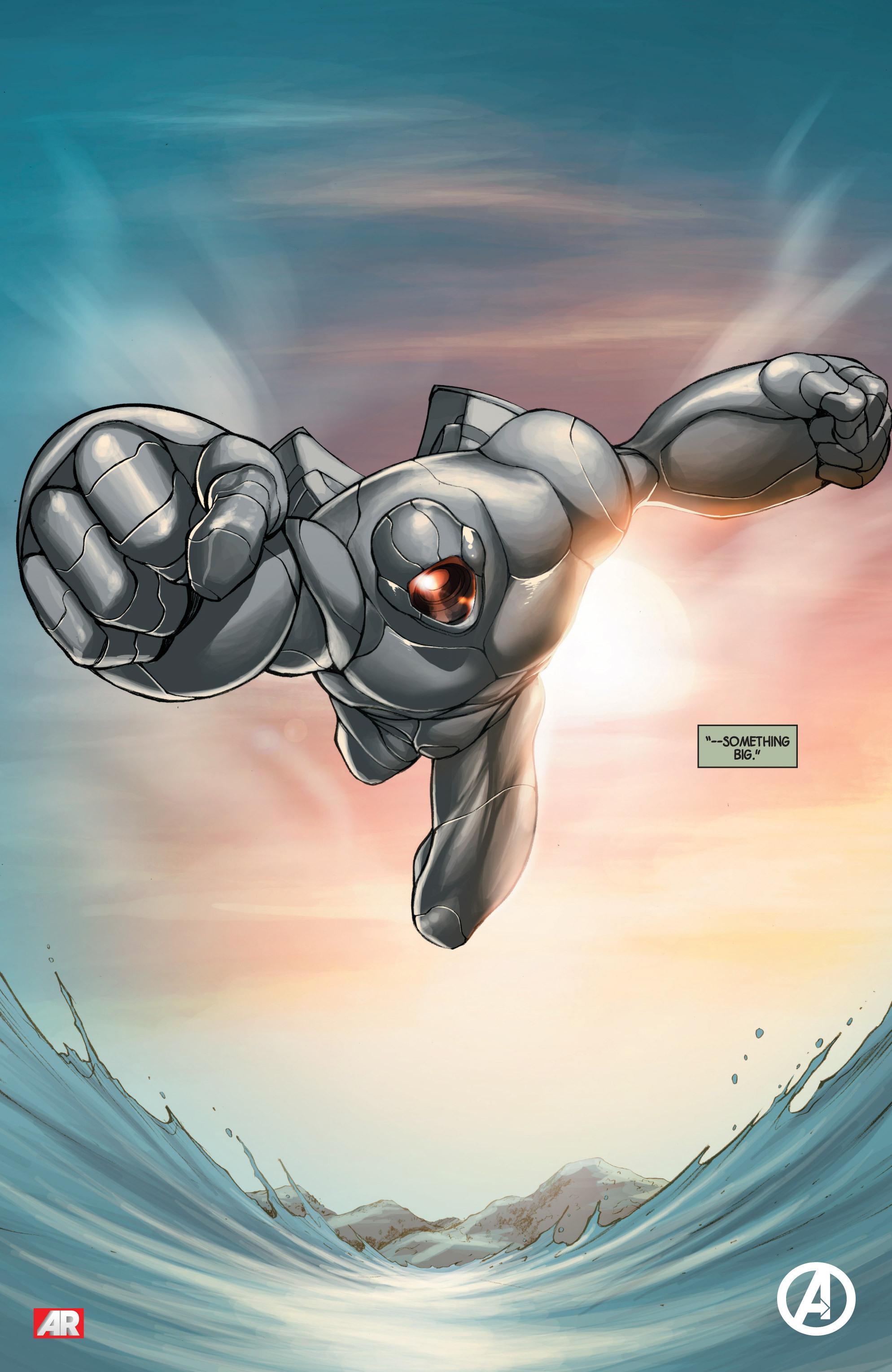Read online Avengers (2013) comic -  Issue #Avengers (2013) _TPB 3 - 100