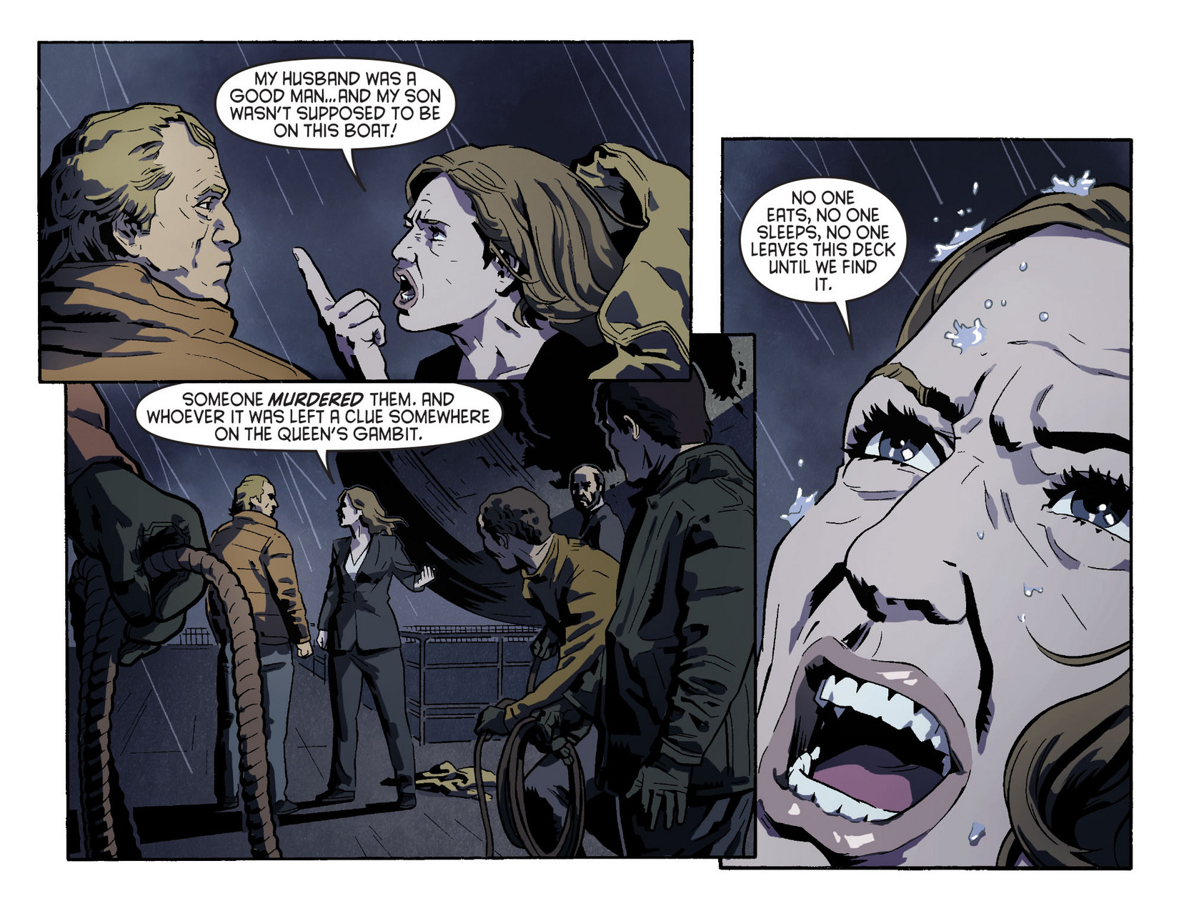 Read online Arrow [II] comic -  Issue #5 - 9