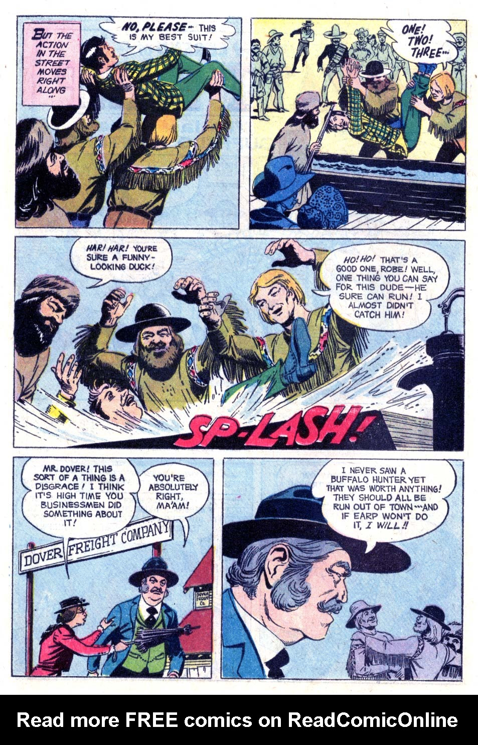 Four Color Comics issue 890 - Page 20