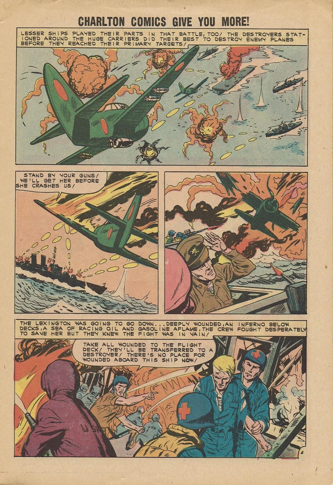 Read online Fightin' Navy comic -  Issue #101 - 7