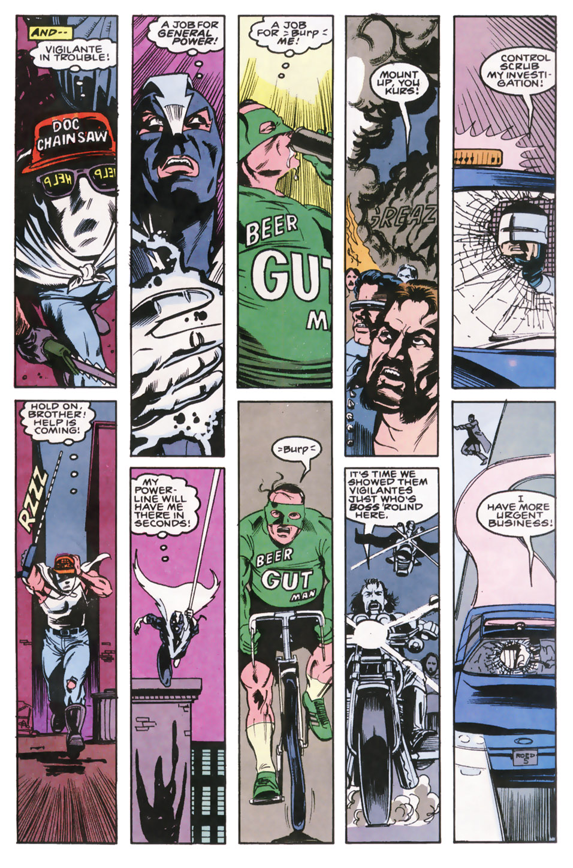 Read online Robocop (1990) comic -  Issue #10 - 15