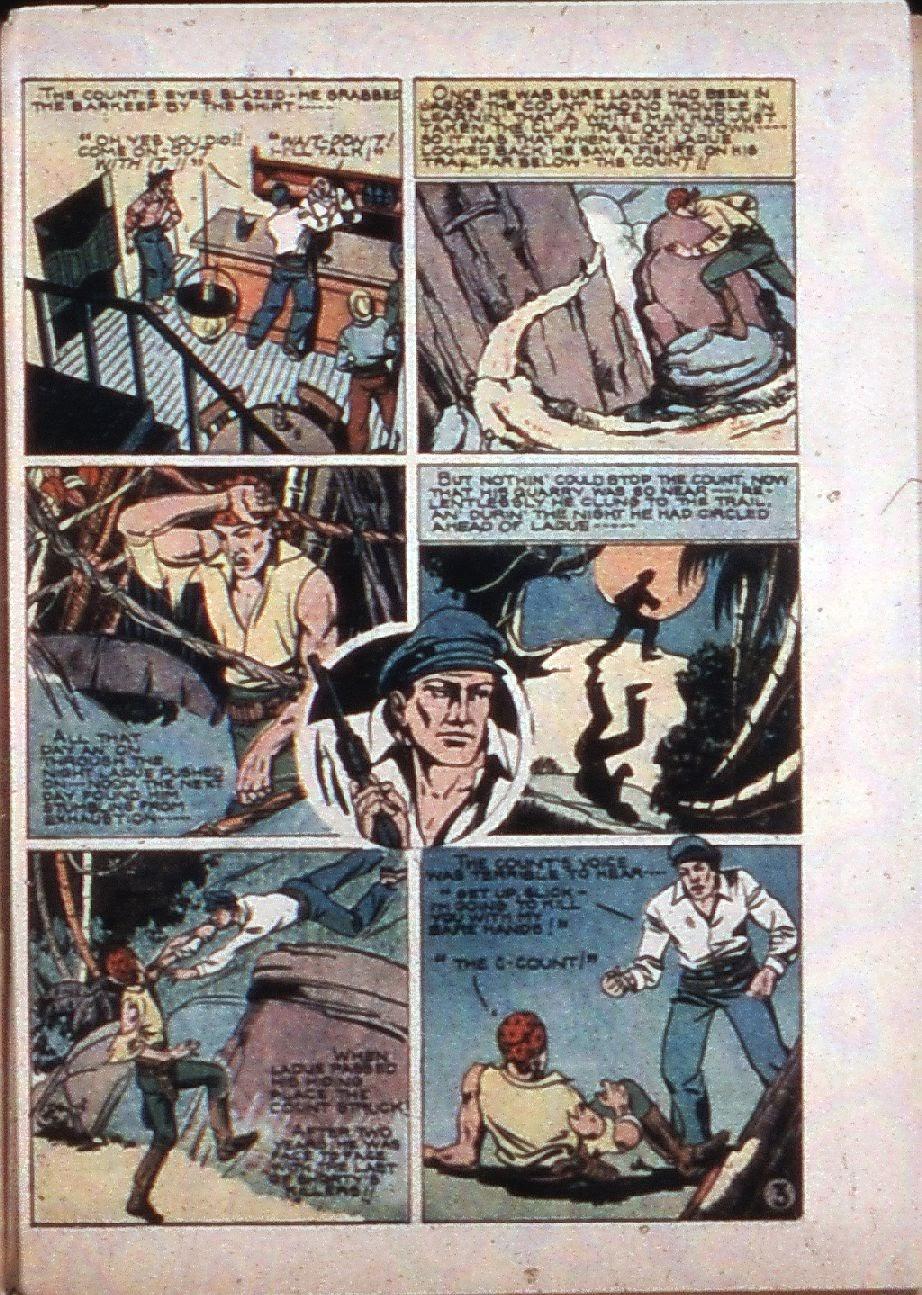 Read online Super-Magician Comics comic -  Issue #3 - 62