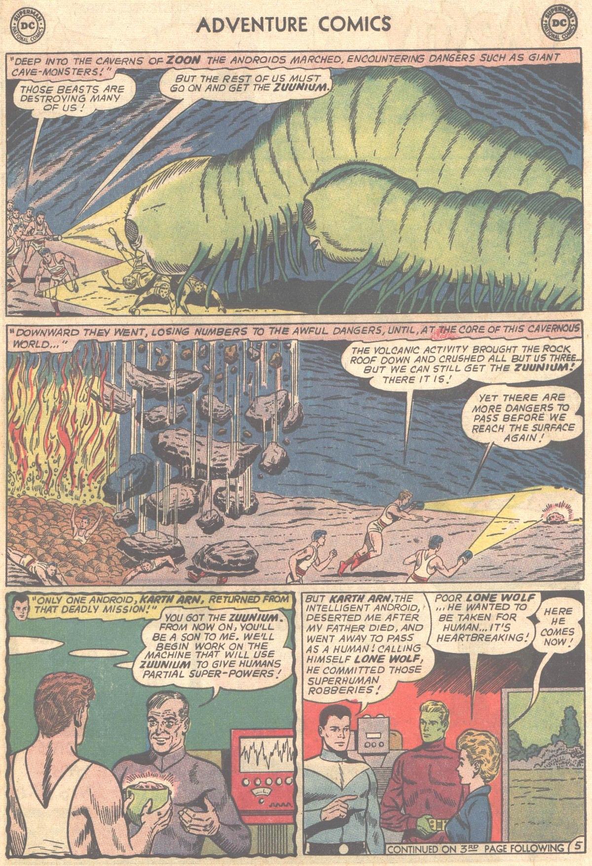 Read online Adventure Comics (1938) comic -  Issue #327 - 14