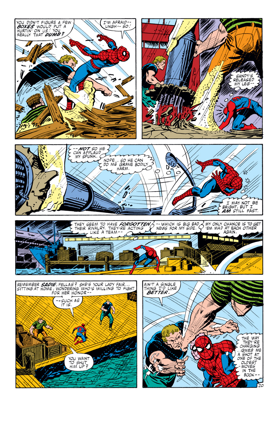 The Amazing Spider-Man (1963) 217 Page 20