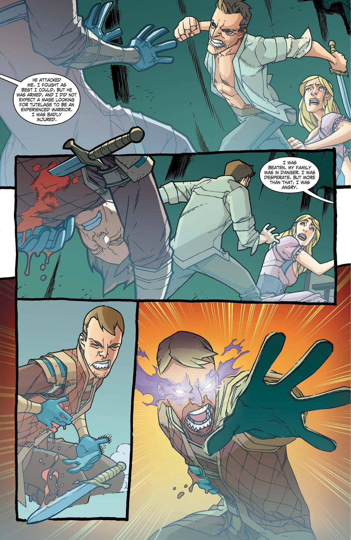 Read online World of Warcraft: Dark Riders comic -  Issue # Full - 133