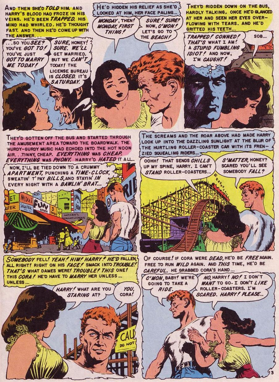 Read online Shock SuspenStories comic -  Issue #13 - 25