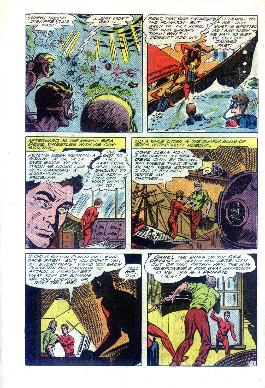 Read online Sea Devils comic -  Issue #27 - 23