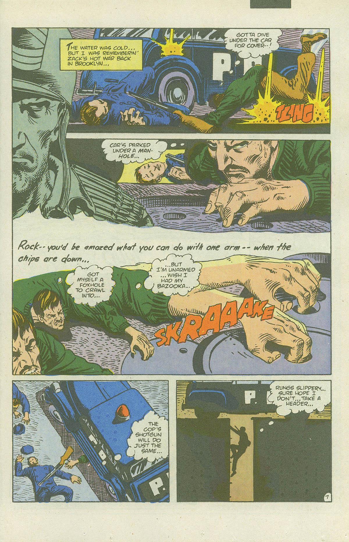Read online Sgt. Rock comic -  Issue #415 - 10