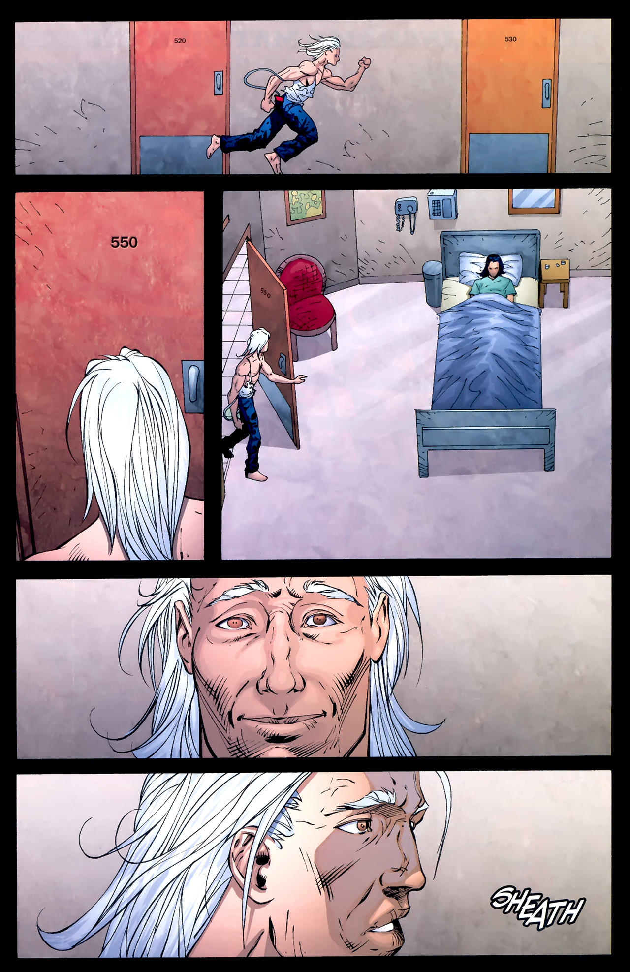 Read online Dead Romeo comic -  Issue #4 - 20