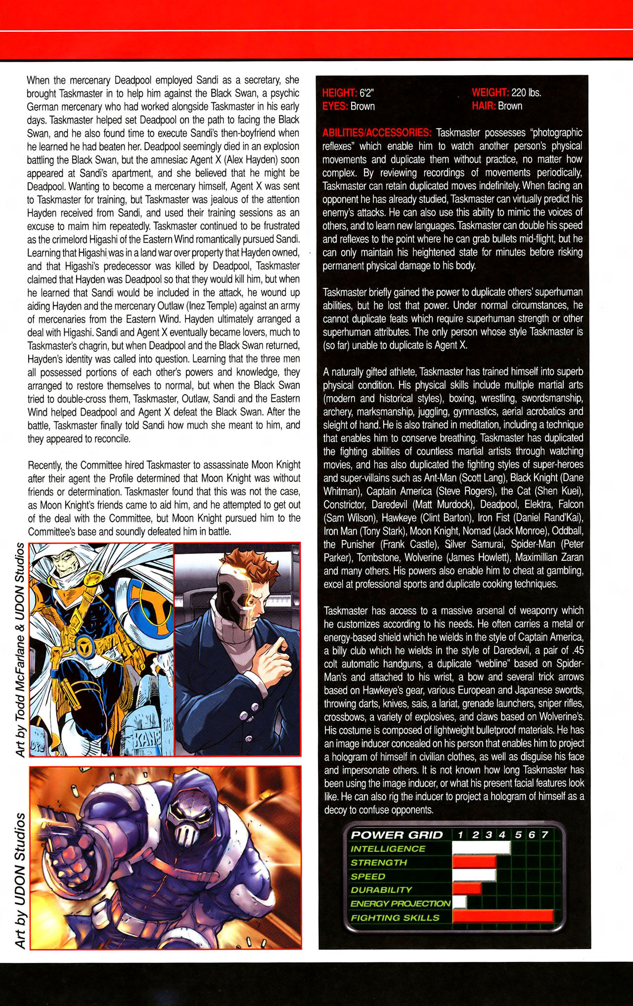 Read online All-New Official Handbook of the Marvel Universe A to Z comic -  Issue #11 - 25