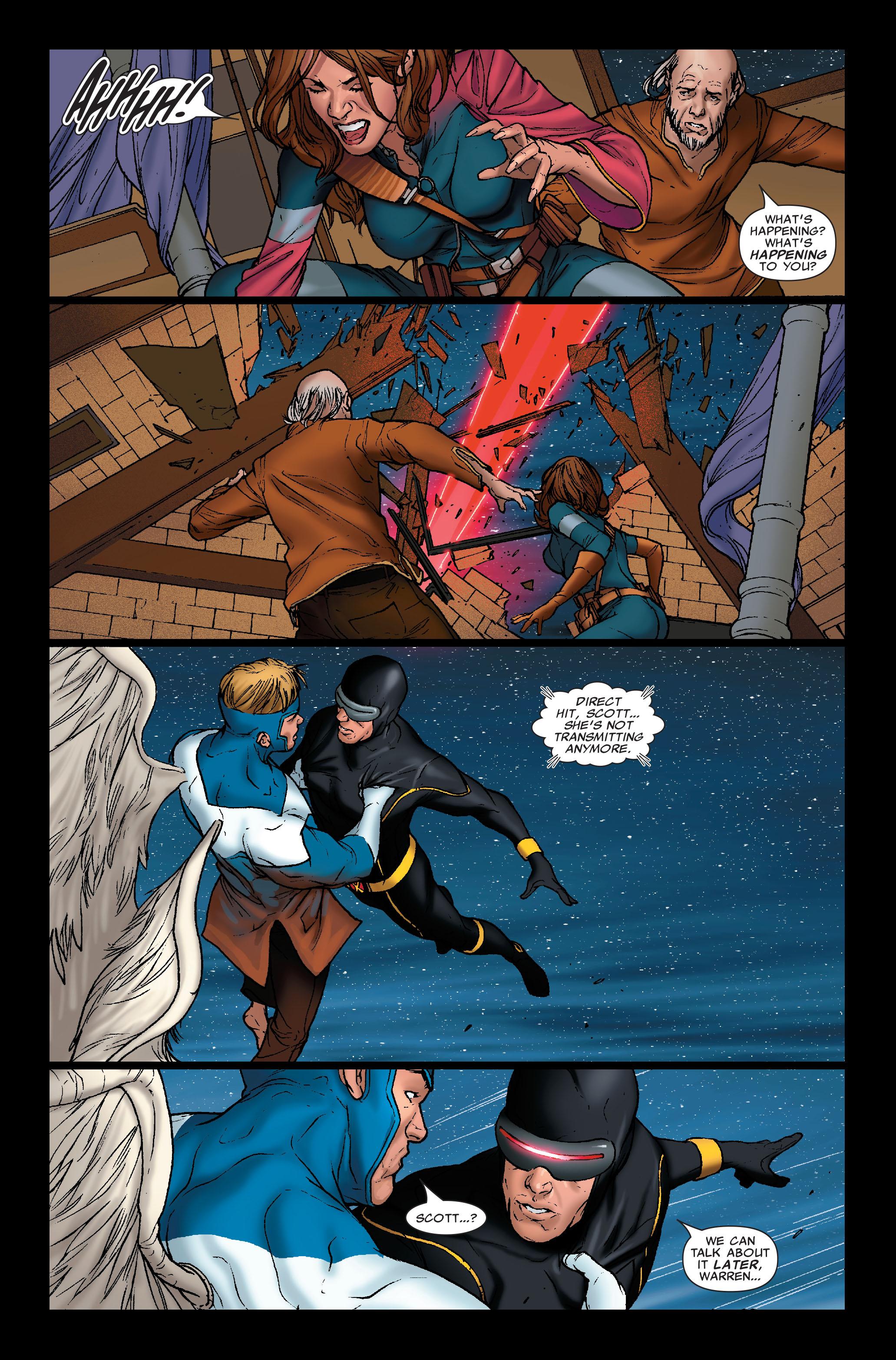 Read online Uncanny X-Men (1963) comic -  Issue #499 - 16