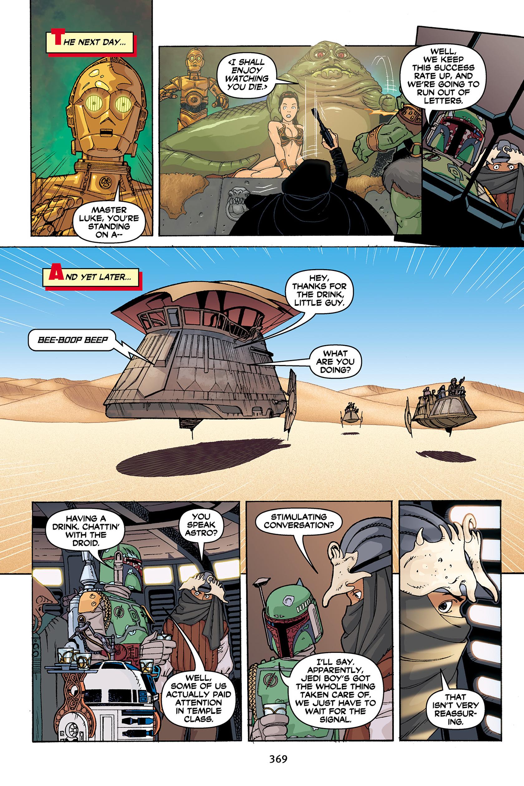 Read online Star Wars Omnibus comic -  Issue # Vol. 30 - 361