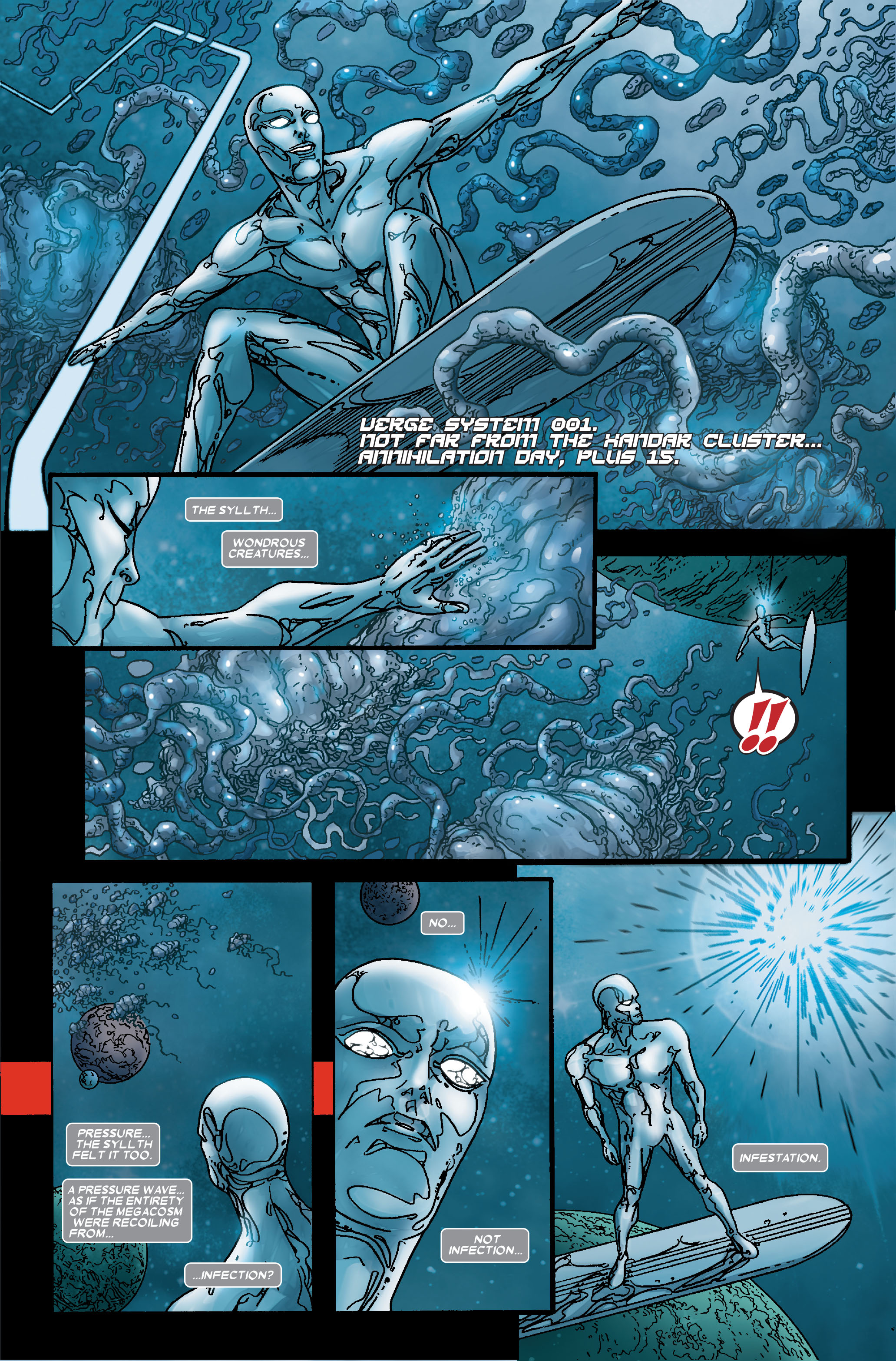 Read online Annihilation: Prologue comic -  Issue #Annihilation: Prologue Full - 37