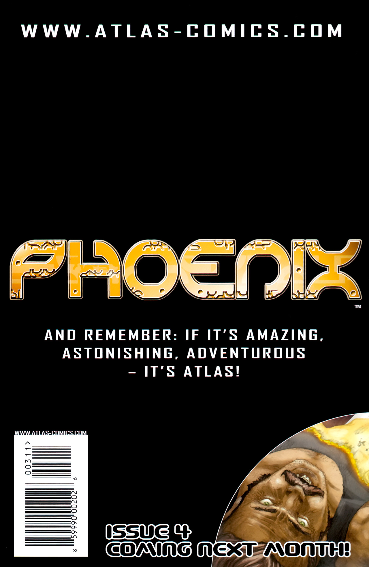 Read online Phoenix comic -  Issue #3 - 26